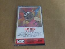 DAYTON THIS TIME FACTORY SEALED CASSETTE ALBUM