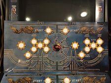 Mortal Kombat 4 Arcade Control Panel Overlay MK4 Decal Sticker CPO Midway