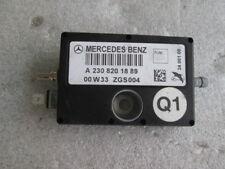 MERCEDES R230 SL 500 AUT 225KW (2001) RICAMBIO AMPLIFICATORE ANTENNA A2308201889