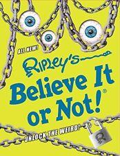 Ripleys Believe It Or Not! Unlock The Weird! (ANN