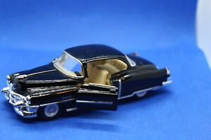 """5"""" Kinsmart  1:43 Cadillac Series 62 Coupe Black  Diecast Model   Free Shipping"""
