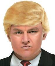 Billionaire Political Blonde Trump Comb Over Wig Costume Accessory Mr178136