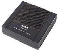 ZyXel Communications P-660R-D1 P-600 Series Modem Network Adsl Router
