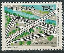 Poland stamps MNH (Mi. 2327) Lazienki highway