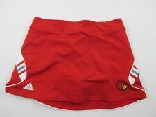 NEW adidas Louisville Cardinals - Red Climacool Skort (L)