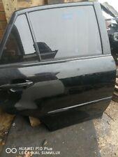 LEXUS RX300 RIGHT DRIVER SIDE FULL BACK  DOOR IN BLACK