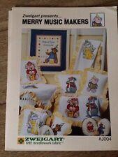 Zweigart Patterns J004 Merry Music Makers