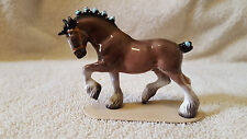 Hagen Renaker Draft Horse Figurine Miniature Collect New Free Shipping 03127