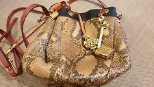 Chloe Snake Skin & Leather Bag