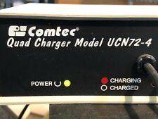 Zebra Ucn72-4 Quad Charger / Charging Station p/n Ac15482-1