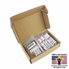 34value 1600pcs SMD LED 0402 0603 0805 1206 1210 5050 Kit US Seller KITB0176