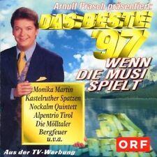 Wenn die Musi spielt-Das Beste '97-Arnulf Prasch präs. Mölltaler, Kastelr.. [CD]