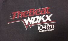 "True Vintage 1980s-Rochester NY 104 WDKX Radio Station ""THE BEAT"" Rap Hip Hop-S"