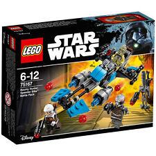 LEGO STAR WARS BOUNTY HUNTER Speeder Bike Battle Pack 75167 NUOVO