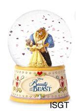 DISNEY BEAUTY AND THE BEAST JIM SHORE SNOW GLOBE Belle Beast MOONLIGHT WALTZ