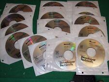 17 Microsoft Developer Network CD's 1996-1997 Development Platform Far East