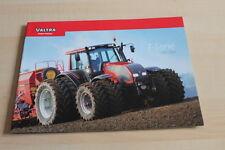 127710) Valtra T 121 131 161 171 191 Prospekt 01/2009