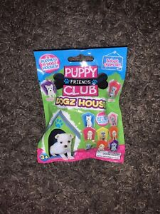NEW! Puppy Club Friends Dogz House Blind Bags Dog Pet Adopt Them All! #3