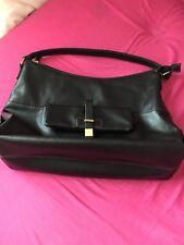 "Debenhams ""The Collection"" Black Handbag. Excellent Condition No Defects"