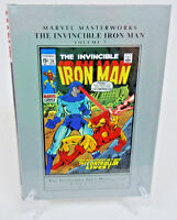 Invincible Iron Man Volume 7 Marvel Masterworks HC Hard Cover New Sealed