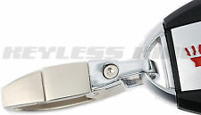 New Keyless Entry Remote Fob Car Key Chain Clip On Dongle for Nissan Owners