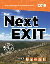 The Next EXIT 2016 : USA Interstate Highway Exit Directory by Mark Watson
