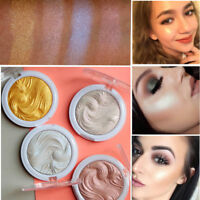 6 Color Face Contour Bronzer Highlighter Powder Palette Concealer Shimmer Makeup