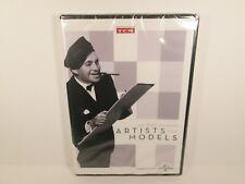Artists and Models 1937 (DVD) Jack Benny Ida Lupino Richard Arlen New Sealed