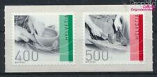 Suisse 2208-2209Fb (complète edition) neuf avec gomme originale 2011 (9172957