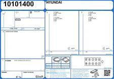 Full Engine Rebuild Gasket Set HYUNDAI COUPE SX 16V 1.8 128 G4GM (7/1996-4/2002)