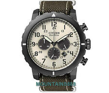 CITIZEN EcoDrive Watch,WR100,Date,12/24 hrs,Low Charge Indicator,Mens,CA4095-04H