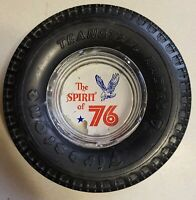 "Vintage Advertising Ashtray - Firestone ""The Spirit of 76"""