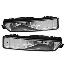 1999 2000 2001 2002 2003 Acura TL Base Type-S Fog Lights Bumper Lamps w/Bulbs
