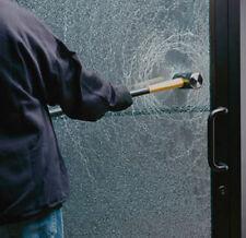 Clair 100 micron 50 cm x 1m sécurité verre anti brisent film de fenêtre