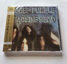 DEEP PURPLE - Machine Head CD Hybrid SACD w/OBI Japan
