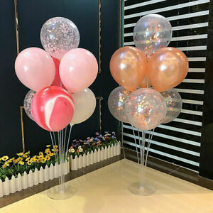 70cm Balloons Stand Base Sticks Globos Holder Column Birthday Party Decor