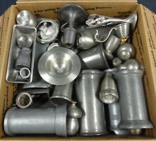 New ListingPewter Scrap Lot Collection #3 about 18 1/2 lbs