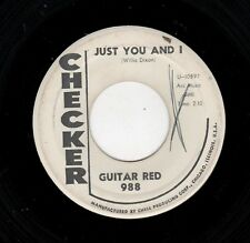 R & B/POPCORN-GUITAR RED-CHECKER 988-JUST YOU AND I/OLD FASHIONED LOVE