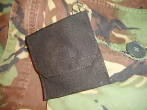 SMALL WEBBING belt / yoke strap MINI UTILITY POUCH sf sas police swat black NEW
