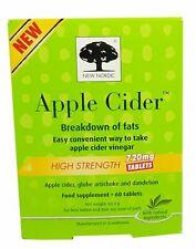 New Nordic Apple Cider Vinegar High Strength - 60 Tablets