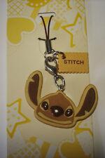 Disney Store Japan Lilo & Stitch Cookie Dangle Charm Cell Phone Strap
