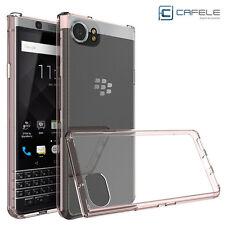Hybrid Anti-Shock TPU+Acrylic Bumper Hard Back Case Cover For Blackberry KEYone