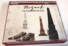 Philips Mozart: La Clemenza Di Tito (CD, Nov-1991) Good