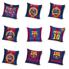 FC Barcelona Kissen Pillow 40 x 40 CM FCBarcelona BARCA Messi Neymar
