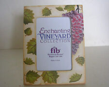New Fib Burton Photo Picture Frame Enchanting Vineyard