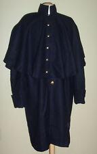 Officer's Great Coat - Dark Blue - Sizes 52-60 - L@@k!!