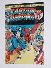CAPTAIN AMERICA#38 GREEK COMIC KABANAS VG+ X-MEN KAPTAIN AMERIKA(NOW ALL NEW1267