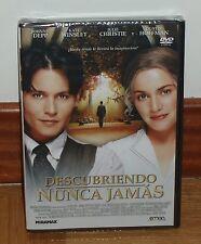 DESCUBRIENDO NUNCA JAMAS - FINDING NEVERLAND - DVD - PRECINTADO - FANTASIA