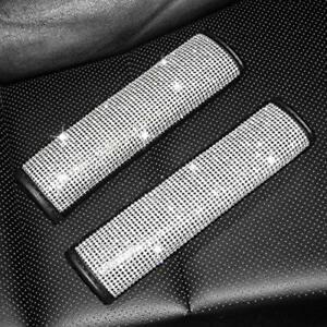 Seat Belt Shoulder Pad Cover for Car Soft Cushion Seatbelt Shoulder Pads for ...