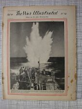 The War Illustrated # 92 (Addis Ababa, Home Guard, Blitz, Atlantic War, RAF WW2)